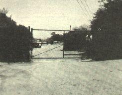 Tate Gate