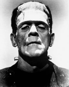 Karloff-Frankenstein)