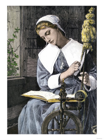 young-puritan-woman-reading-while-spinning-at-her-wheel.jpg