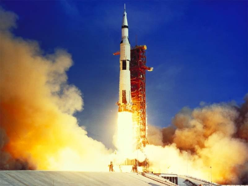 hd apollo 1 rocket - photo #1