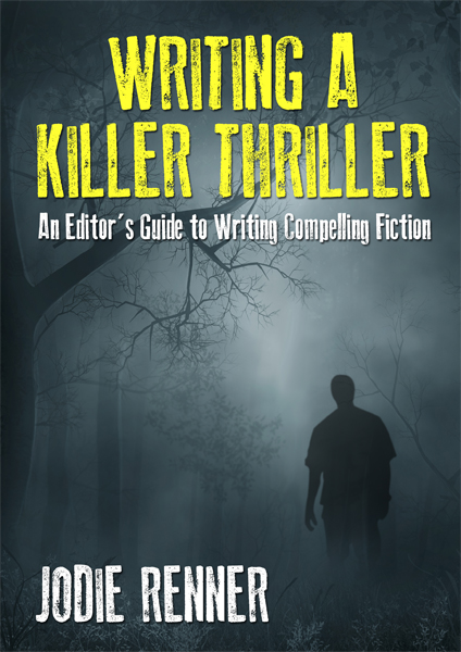Writing a Killer Thriller - Compelling - Kindle Cover