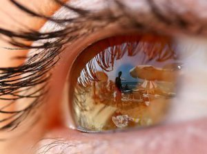 eye-reflection
