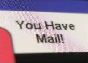 scam you have mail