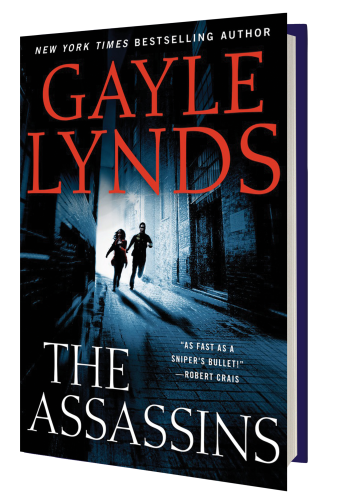 The Assassins - 3D cover