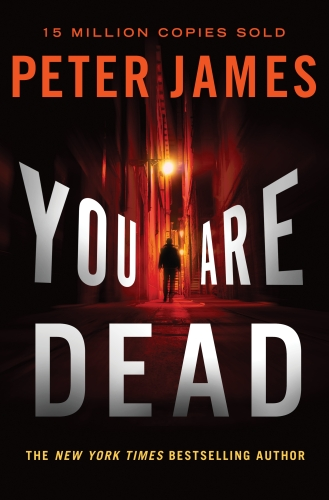 You Are Dead cover