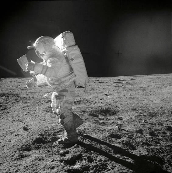 MItchell on Moon