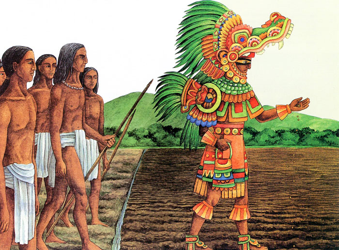 aztec agriculture facts