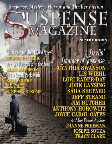 Suspense Magazine May June July 2018 Cover Online copy